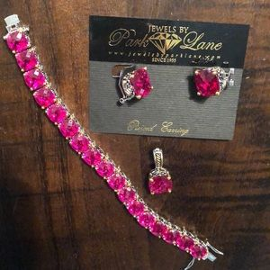 Park Lane signature jewelry set